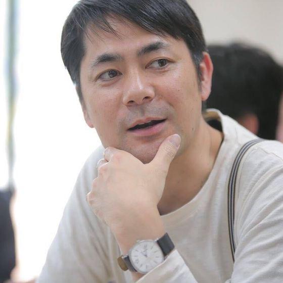 主催者 只石快歩  Kaiho Tadaishi